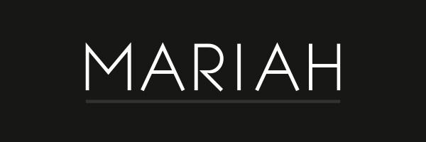 Branding - Capellaweb - Mariah